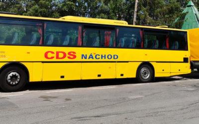 Wracają połączenia autobusowe z Czechami  Nachod-Kudowa-Zdrój-Nachod