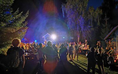 Noc Świętojańska w Skansenie