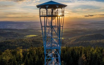 Wieża widokowa na Kłodzkiej Górze – dojazd